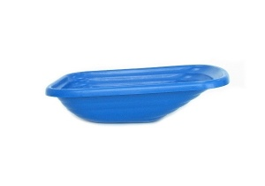 Plastic replacement container 85 l
